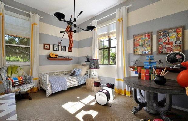 idées de décoration chambre enfant