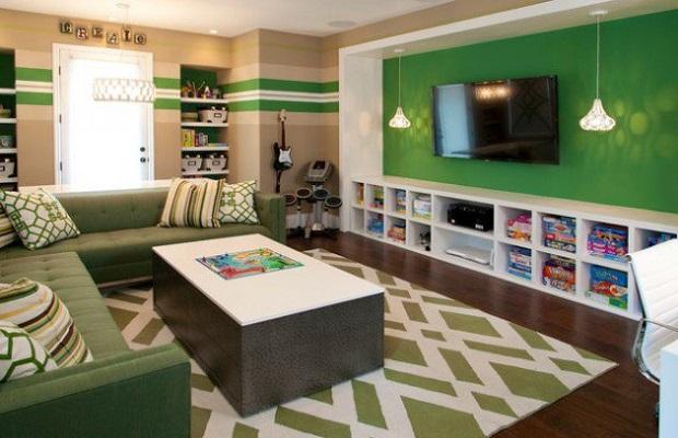 décorer chambre d'enfant
