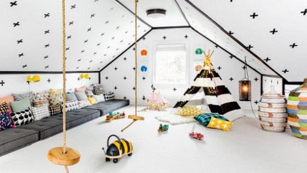 idées pour décorer une chambre d'enfant