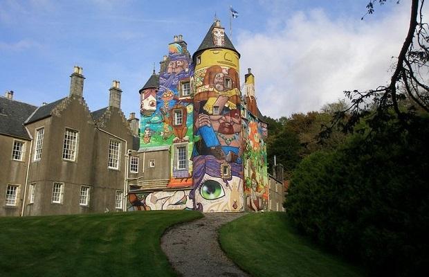 château graffiti