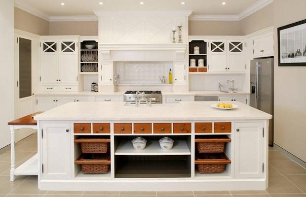 Fermer une cuisine ouverte verrire style industriel dans for Trouver une cuisine