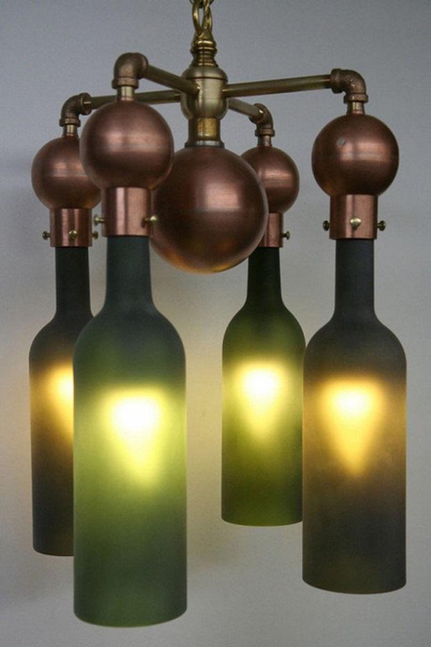 création bouteille de vin
