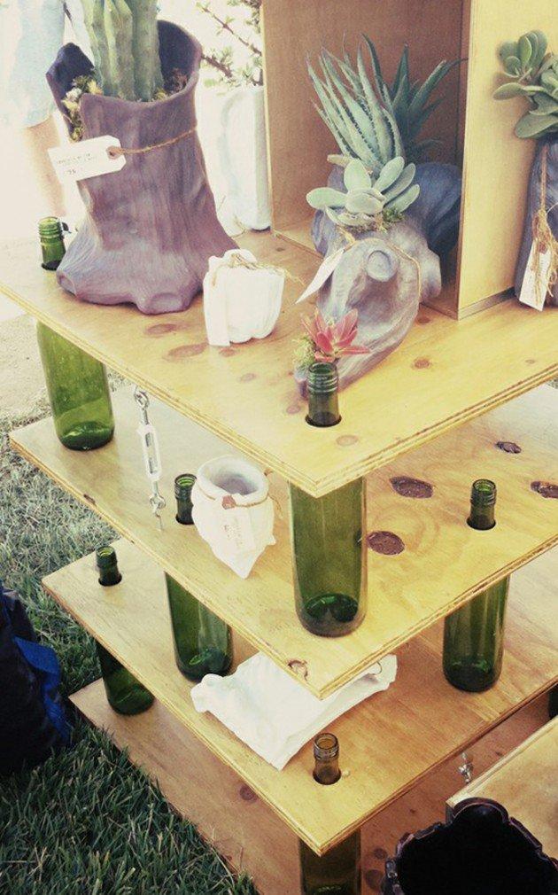 idées bouteilles de vin