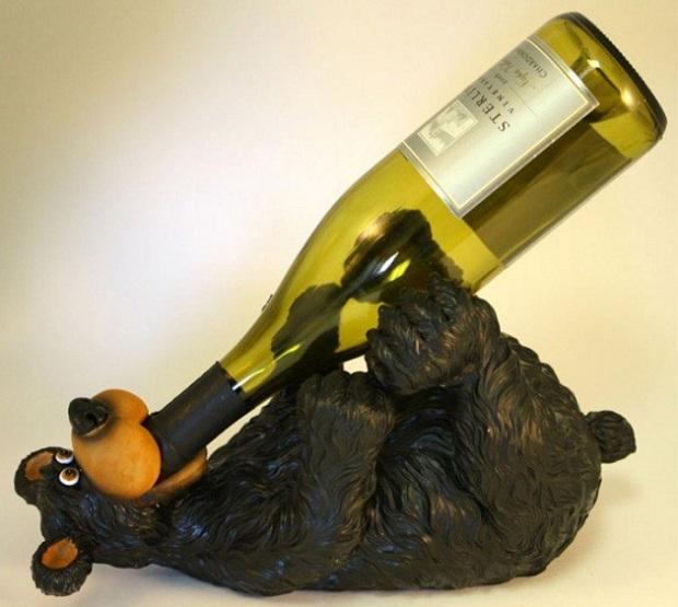 réutiliser bouteille de vin