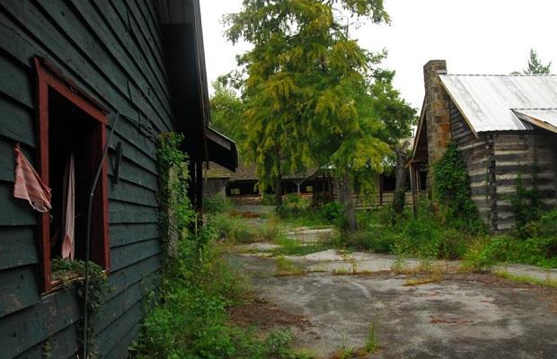 parc abandonné usa