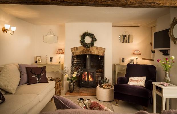 cottage anglais interieur