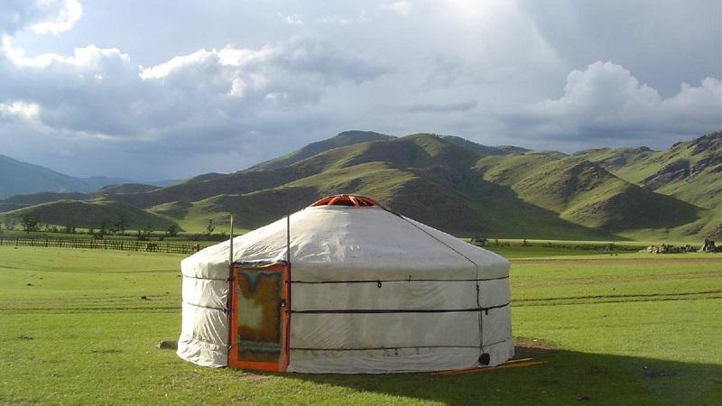 ger en mongolie