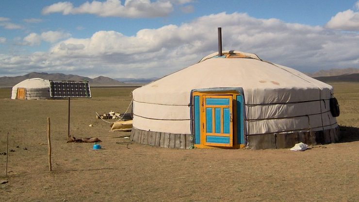 ger mongolie