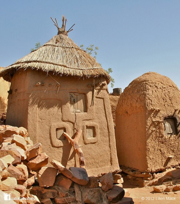 L'art et l'architecture Dogon