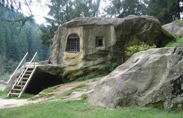 Daniil Sihastrul maison