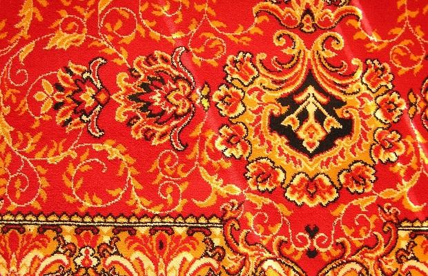 l'histoire des tapis