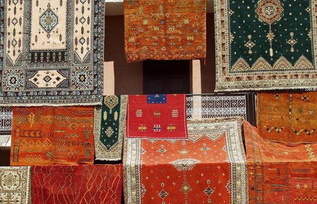 histoire des tapis