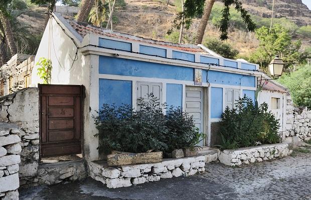 maisons cap-vert