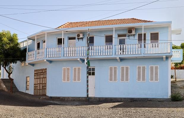 maison coloniale cap-vert