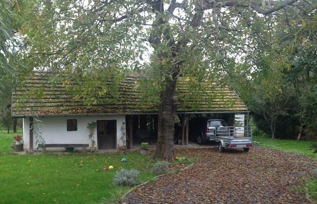 maison traditionnelle hongroise