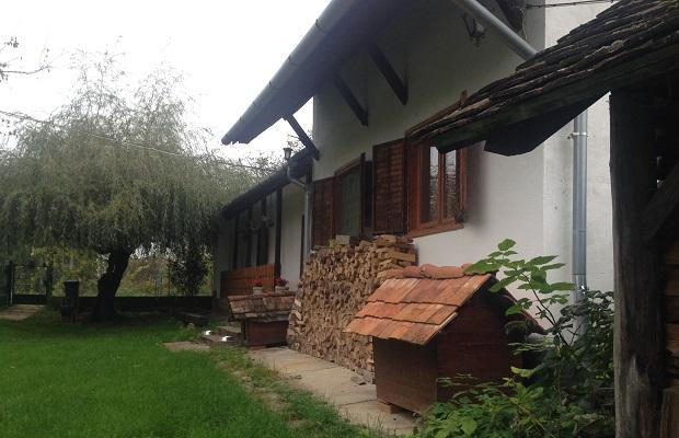 maison traditionnelle en hongrie