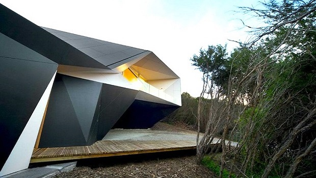 maison origami