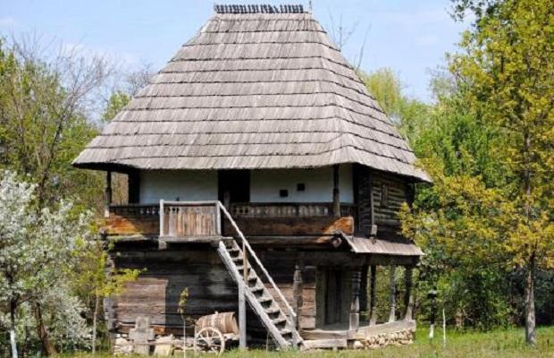 Les maisons traditionnelles rurales en roumanie for Construction de maison rurale