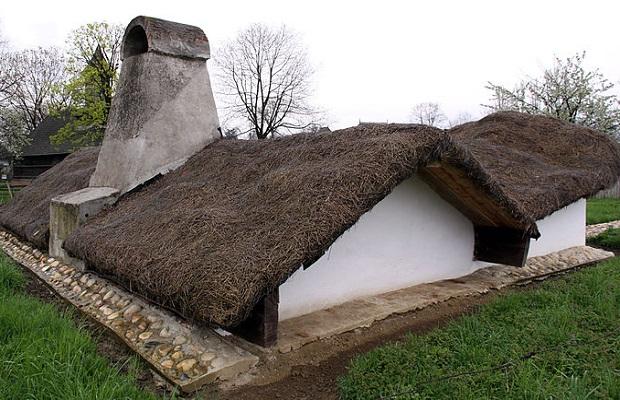 maisons typiques roumanie