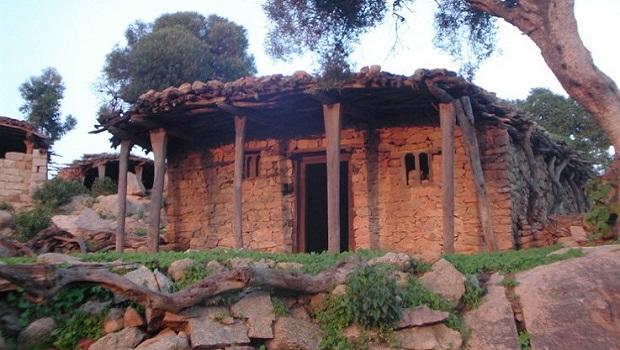 maison typique érythrée
