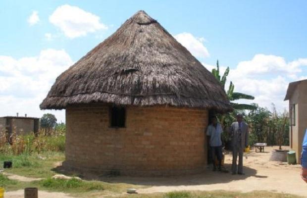 Les Maisons 224 Travers Le Zimbabwe