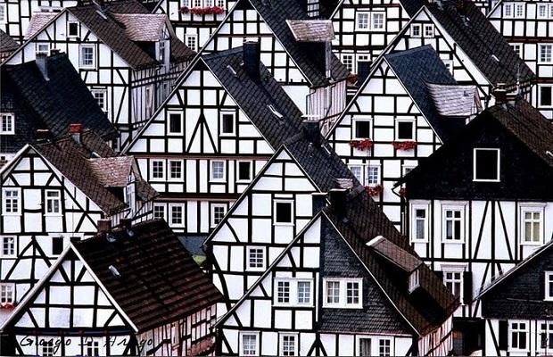 maisons colombage freudenberg