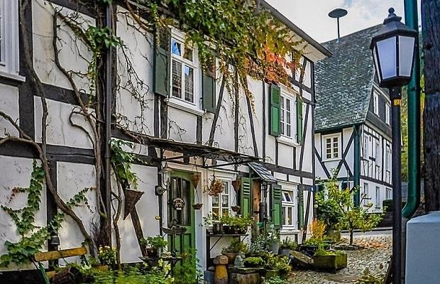 maison colombage freudenberg