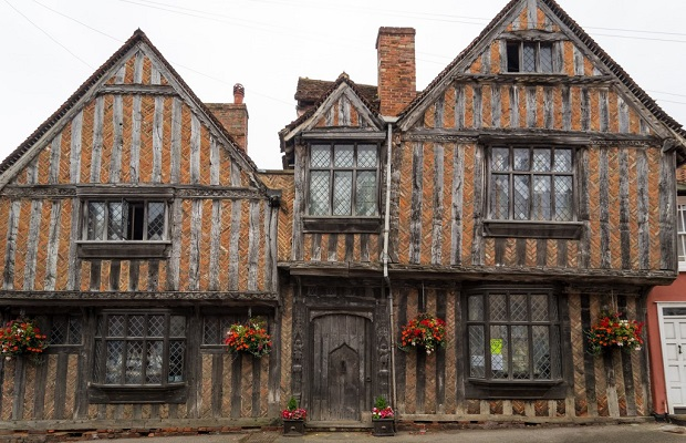 maison harry potter lavenham
