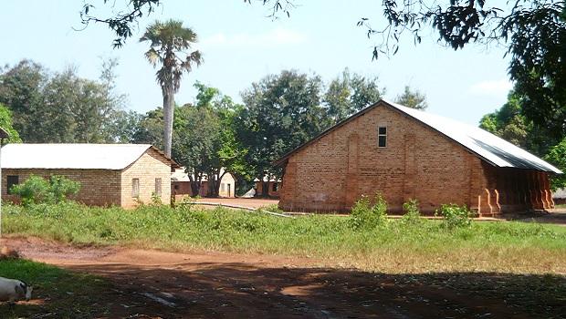 maison centrafricaine