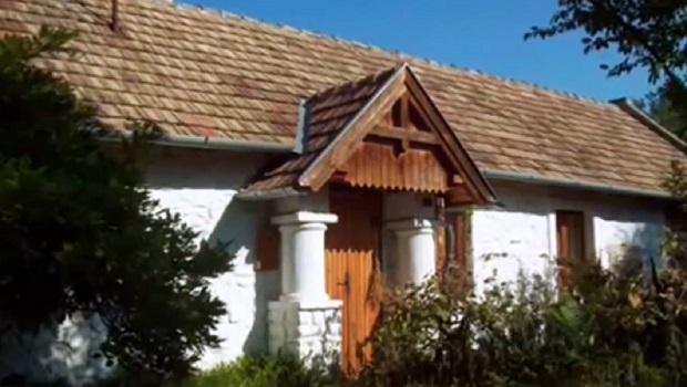 Les vieilles maisons de Salföld