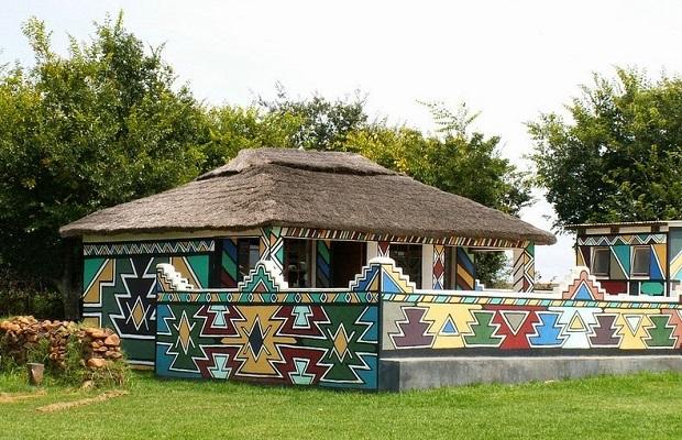 maisons afrique du sud