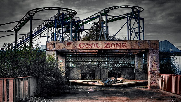 5 parcs d'attractions abandonnés