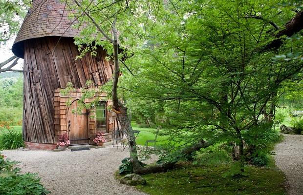 romantique petite maison