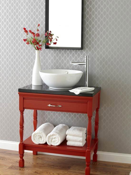 25 id es pour transformer vos vieux meubles. Black Bedroom Furniture Sets. Home Design Ideas