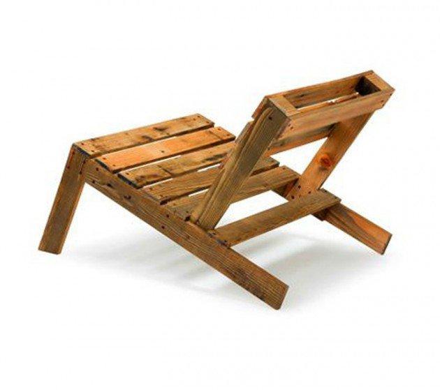 35 façons créatives de recycler des palettes en bois # Palette En Bois A Donner