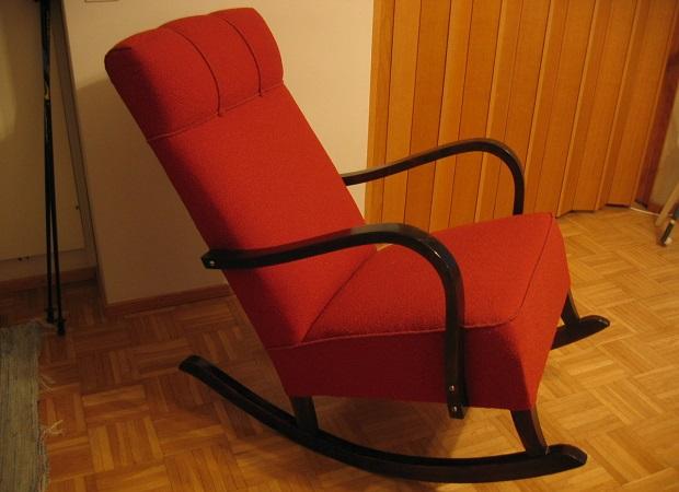 choisir fauteuil à bascule