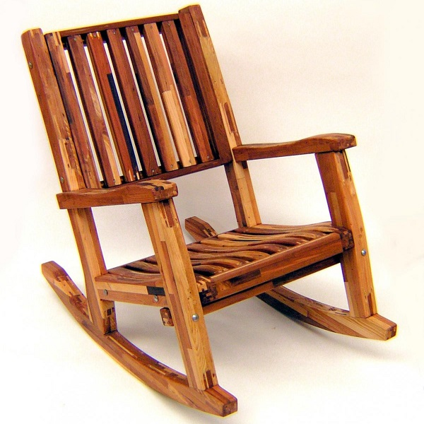 7 conseils pour choisir un fauteuil bascule - Coussin pour rocking chair ...
