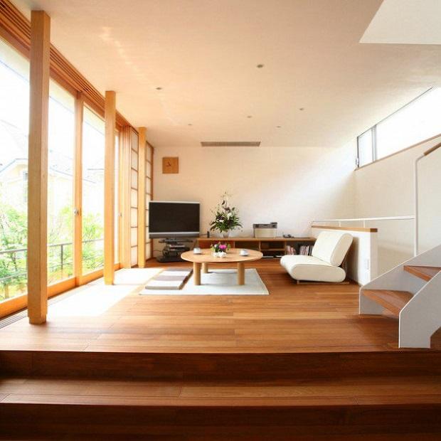 12 salles de séjour d\'inspiration asiatique qui respirent l ...