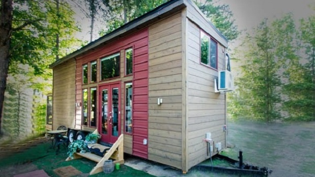Ms. Gypsy Soul : une tiny house incroyable