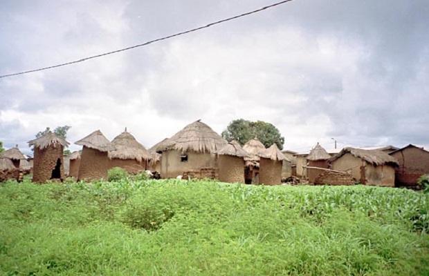 village en côte d'ivoire