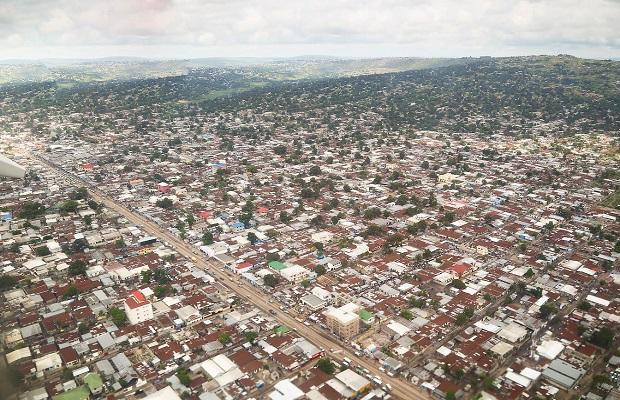 maisons république du congo