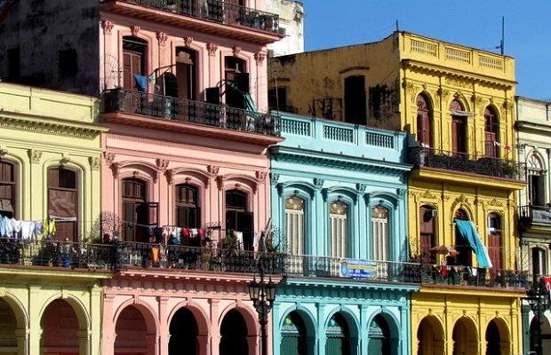 maisons cuba