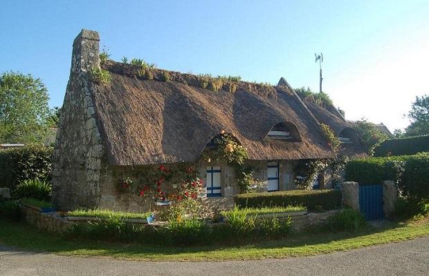 Les maisons typiques bretonnes - Construire sa maison cout ...