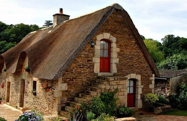 Les maisons typiques bretonnes for Maisonsdumonde france