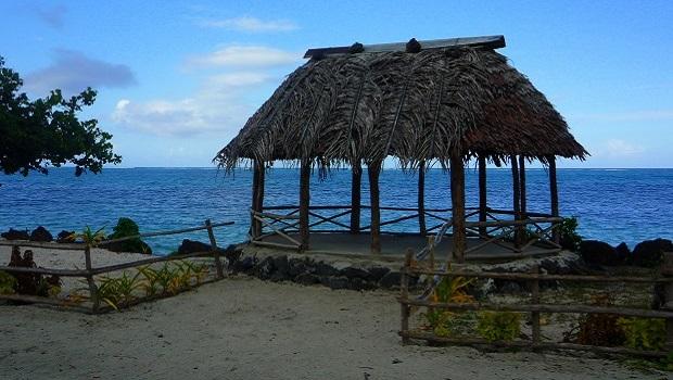 Fale : une hutte typique de Samoa