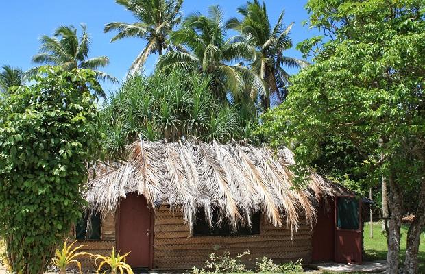 maison traditionnelle tonga
