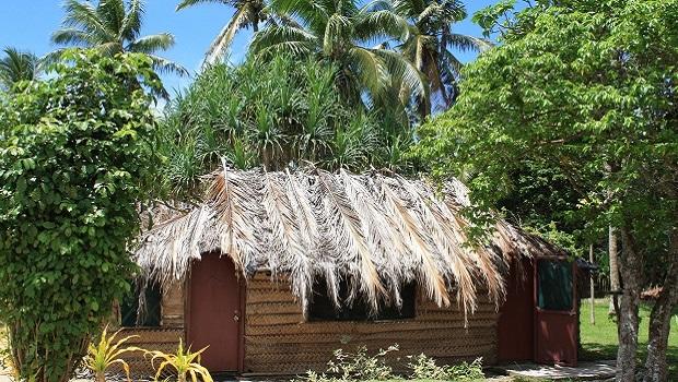 maison typique tonga