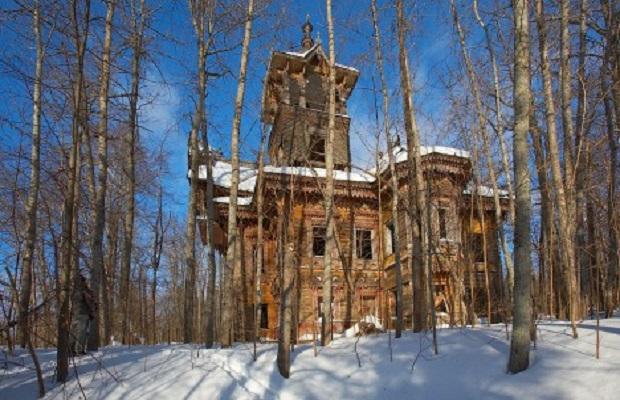batiments abandonnés russie