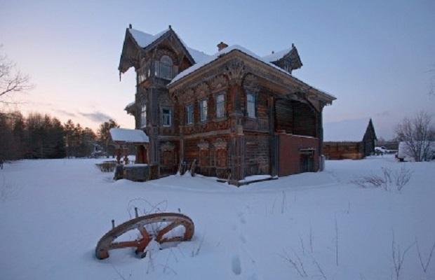 ferme abandonnée russie 2