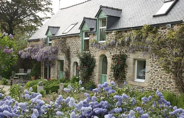 Les maisons typiques bretonnes for Les decores des maisons